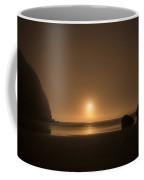 Ruby Beach Sunset Coffee Mug