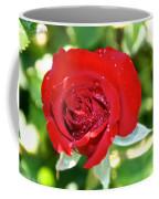Ruby Rose Diamond Dust Coffee Mug