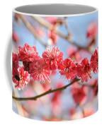 Ruby Studded Coffee Mug