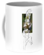 Ruby-throated Hummingbird 2am-104192 Coffee Mug