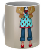 Ruby's Red Shoes Coffee Mug by Catherine Holman