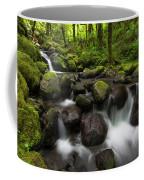 Ruckel Creek  Oregon, United States Coffee Mug