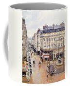 Rue Saint Honore Afternoon Rain Effect Coffee Mug