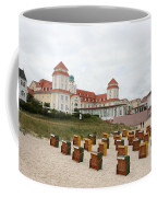 Ruegen Island Beach - Germany Coffee Mug