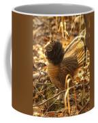 Ruffed Grouse Display Coffee Mug