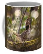 Ruffed Grouse Side Pose Coffee Mug