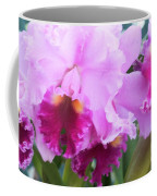 Ruffled Orchids Coffee Mug