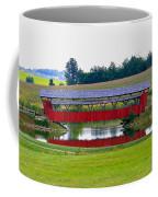 Ruffner Covered Bridge Coffee Mug