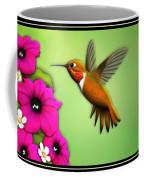 Rufus Hummingbird Coffee Mug