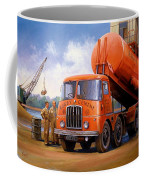 Rugby Cement Thornycroft. Coffee Mug