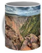 Rugged Edge Of The Canyon Coffee Mug