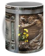 Ruggeri Roncoroni Guzzi Grave Marker Monumental Cemetery Milan Coffee Mug