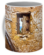 Ruined Wall Coffee Mug