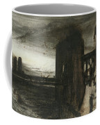 Ruins In A Landscape Coffee Mug