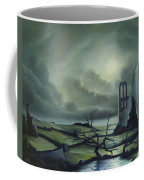 Ruins Of Cathedra Coffee Mug