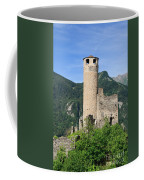 ruins of Chatelard castle Coffee Mug