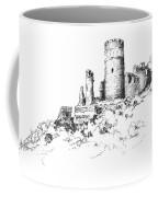 Ruins Of Furstenburg Castle Coffee Mug