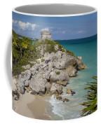 Ruins Of Mayan Temple Coffee Mug