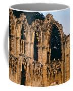 Ruins Of St. Mary's Abbey Coffee Mug