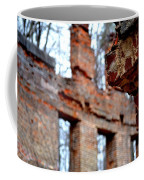 Ruins Of Sweetwater Manufacturing Company Coffee Mug
