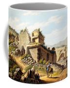 Ruins Of The Stadium, 1790s Coffee Mug