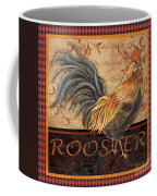 Ruler Of The Roost-1 Coffee Mug