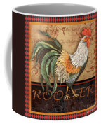 Ruler Of The Roost-3 Coffee Mug