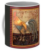 Ruler Of The Roost-4 Coffee Mug
