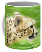 Run Cheetah Run Coffee Mug