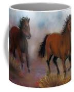 Run Wild Run Free Coffee Mug