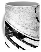 Runner's Shadow Coffee Mug
