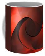 Running Away Coffee Mug