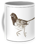 Running Bird Coffee Mug by Susan Leggett