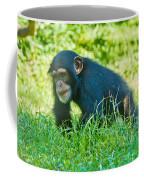 Running Chimp Coffee Mug