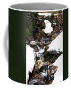 Running Down The Mountain Coffee Mug