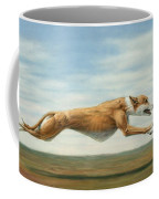 Running Free Coffee Mug by James W Johnson
