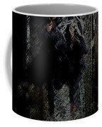 Running In The Shadows Coffee Mug