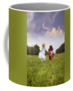 Running Coffee Mug by Joana Kruse