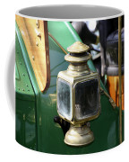 Oil Lamp Running Light Coffee Mug