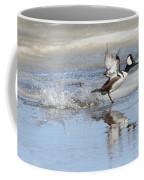 Running On Water Coffee Mug