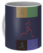 Running Runner Coffee Mug