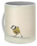 Running Tit Coffee Mug