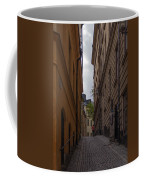 Running Up The Lane Coffee Mug