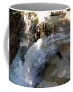 Running Waters Of Sabbaday Falls Coffee Mug