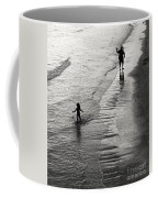 Running Wild Running Free Coffee Mug by Edward Fielding