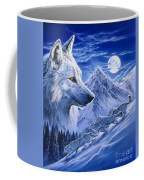 Running With The Pack Coffee Mug