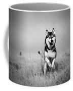 Running Wolf Coffee Mug