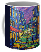 Rural City Scape By Prankearts Coffee Mug