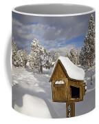 Rural Mailbox Coffee Mug