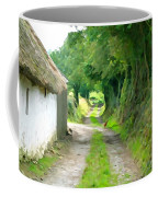 Rural Road Coffee Mug